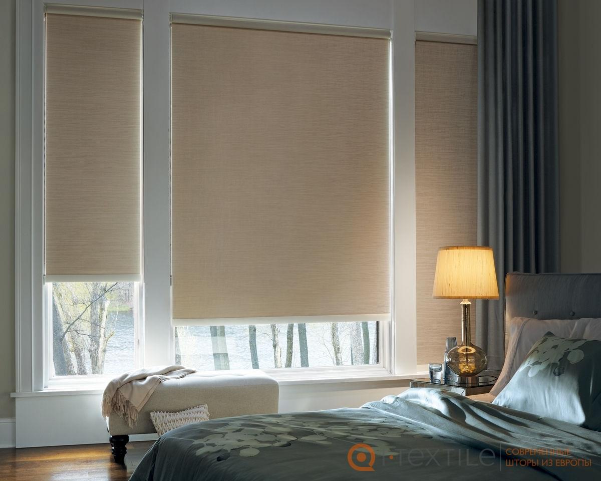 Рулонные шторы дизайн заказ